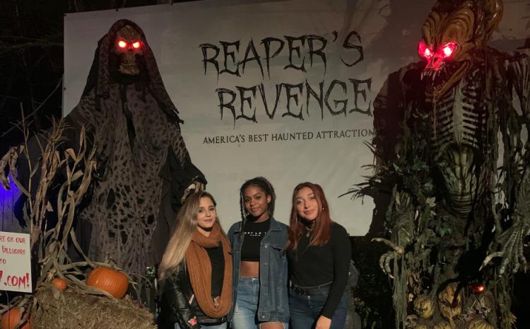 Reaper's Revenge on 2020