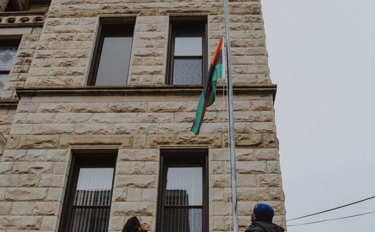 Pan-African Flag Will Fly For Second Annual Black History Month