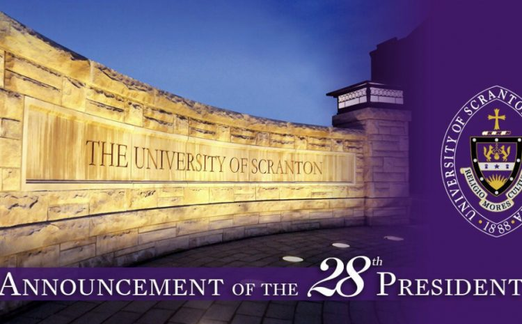University To Announce New President